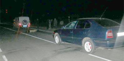 В Орловской области под колесами автомобиля погиб 30-летний пешеход