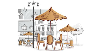 В Орле могут упростить передачу земли под летние кафе