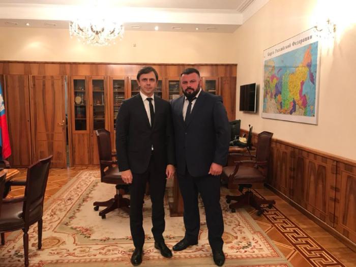 Советником врио губернатора Орловской области стал белгородец Сергей Лежнев