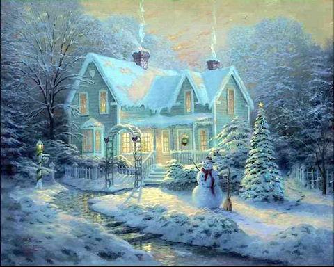 Как уберечься от снежков