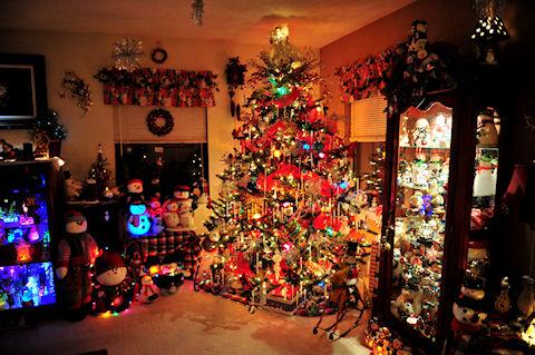 Нет ничего веселее новогодней ночи