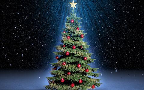 Дед Мороз добрый